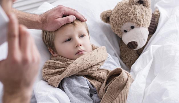 Conoce las 10 enfermedades más comunes en la infancia