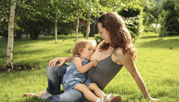 Mitos sobre la lactancia materna prolongada